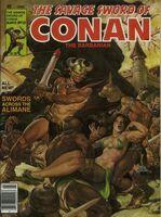 Savage Sword of Conan Vol 1 50