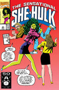 Sensational She-Hulk Vol 1 31