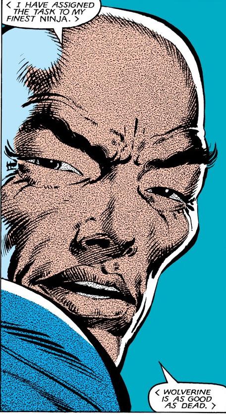 Shingen Harada (Earth-616) from Wolverine Vol 1 4 0001.jpg