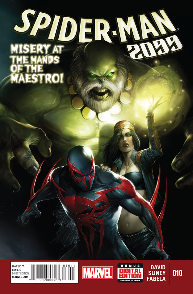 Spider-Man 2099 Vol 2 10