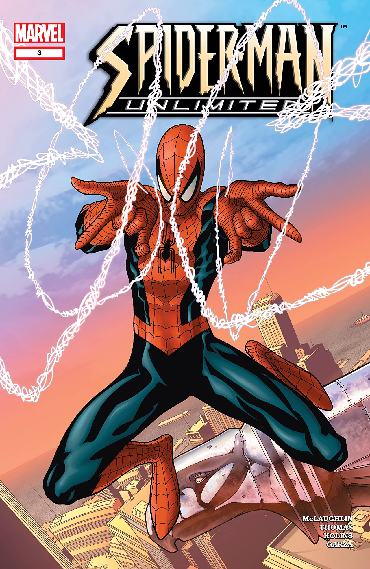 Spider-Man Unlimited Vol 3 3