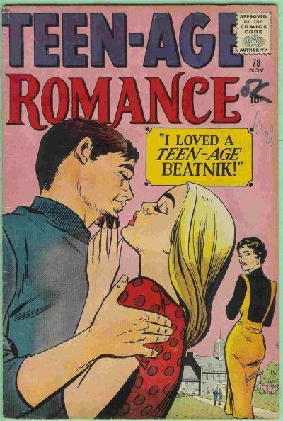 Teen-Age Romance Vol 1 78