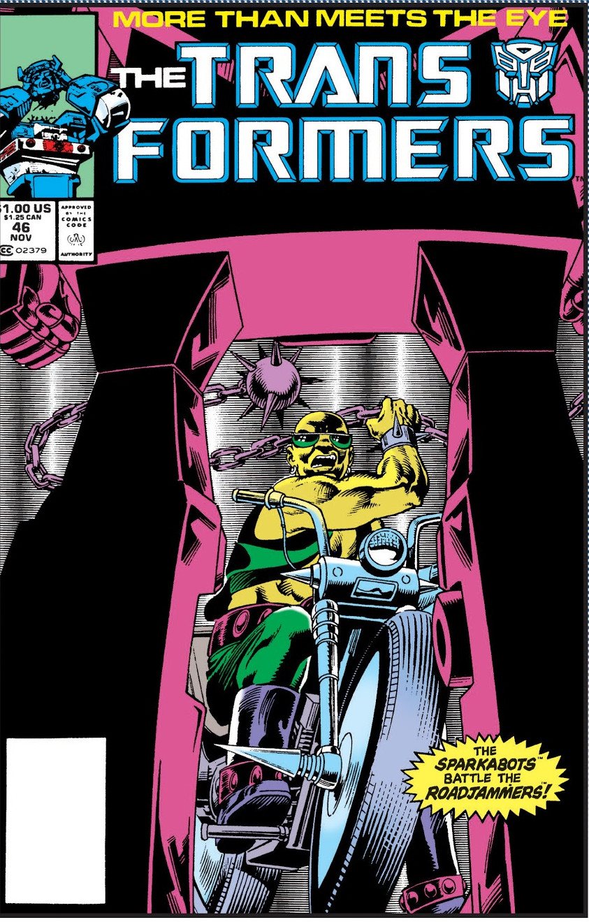 Transformers Vol 1 46