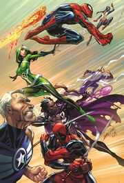 Uncanny Avengers Vol 3 1 Campbell Variant Textless.jpg