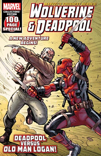 Wolverine and Deadpool Vol 5 11