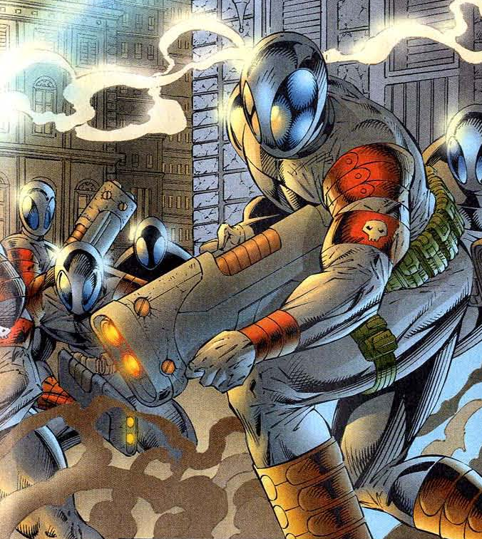 World Party (Heroes Reborn) (Earth-616)/Gallery