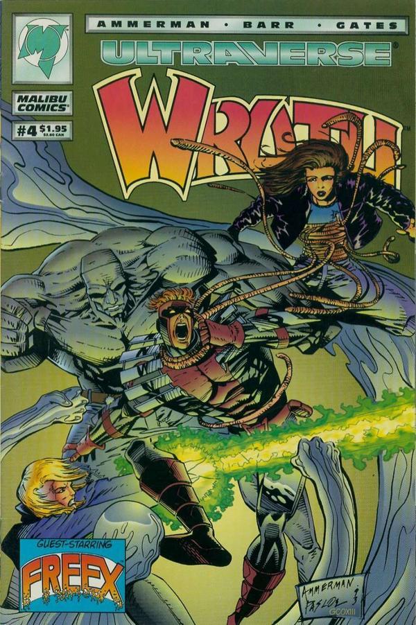 Wrath Vol 1 4