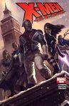 X-Men Die by the Sword Vol 1 1