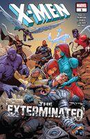 X-Men The Exterminated Vol 1 1