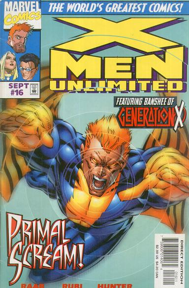 X-Men Unlimited Vol 1 16