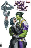 Agents of Atlas Vol 3 2