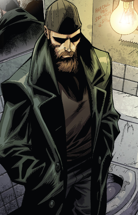 Amos Trench (Earth-616)