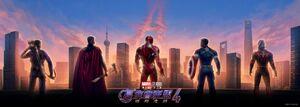 Avengers Endgame banner 002