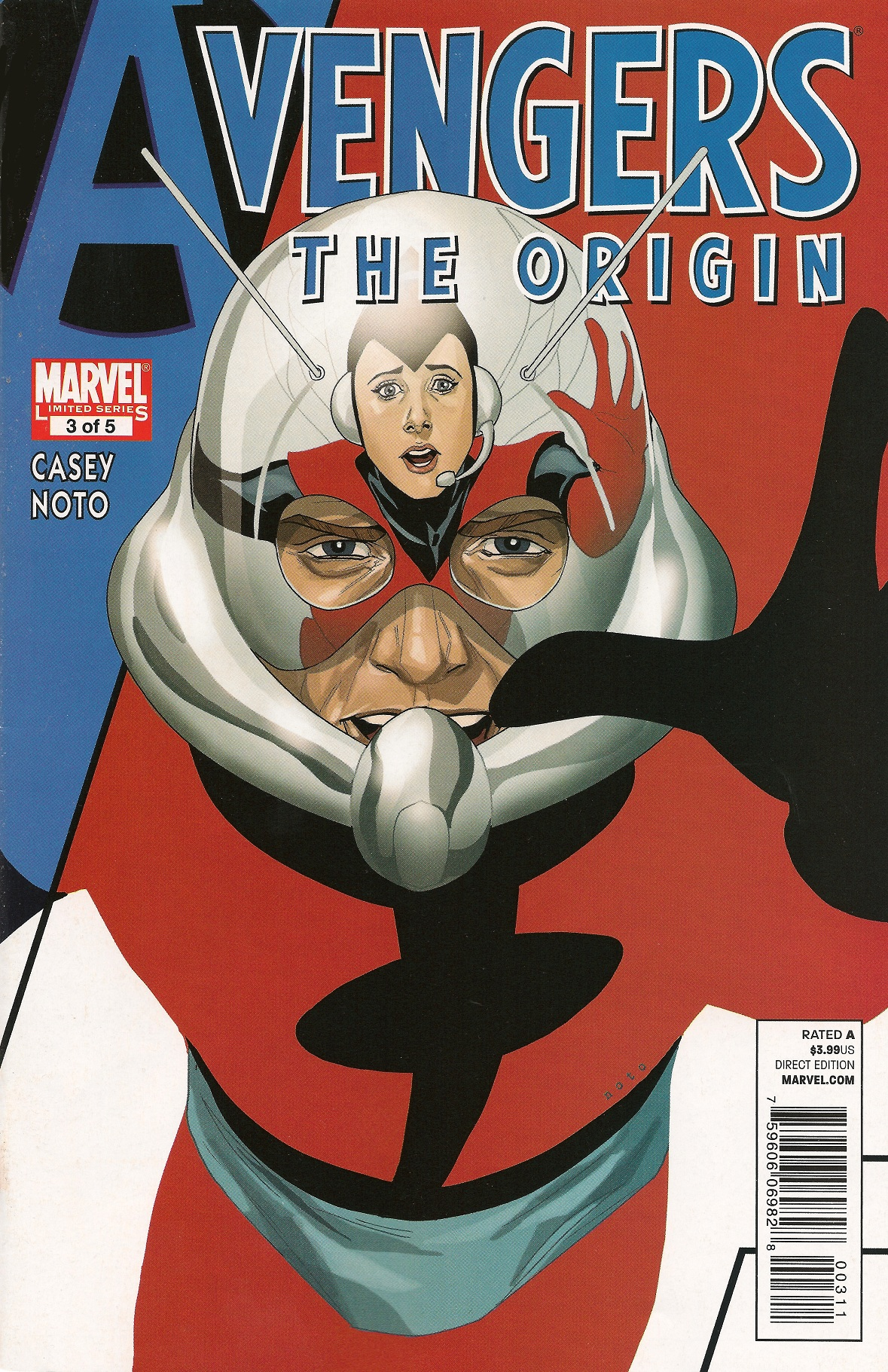 Avengers: The Origin Vol 1 3