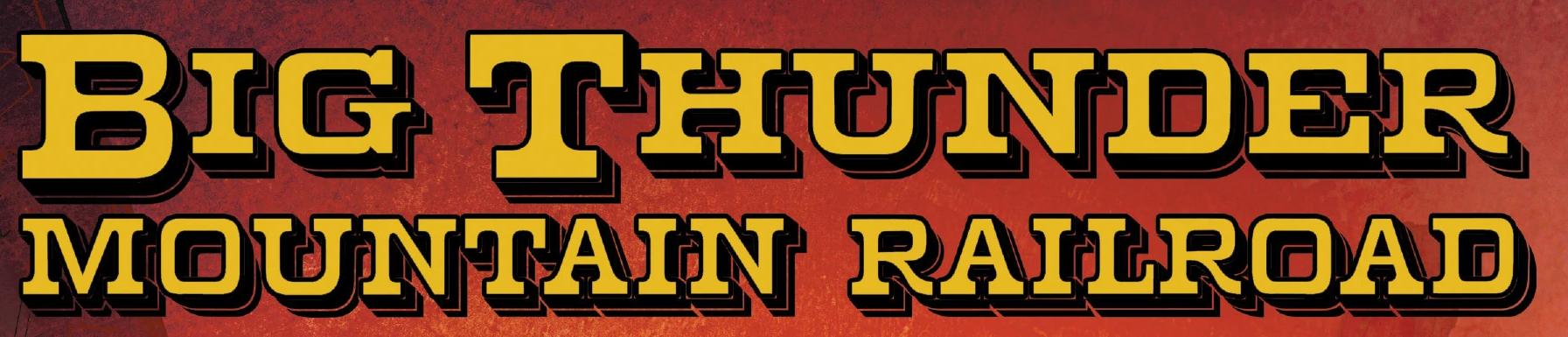 Big Thunder Mountain Railroad TPB Vol 1