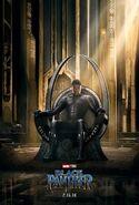Black Panther (film) poster 001