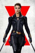 Black Widow (film) poster 014 textless