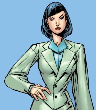 Calista Hancock (Earth-616)