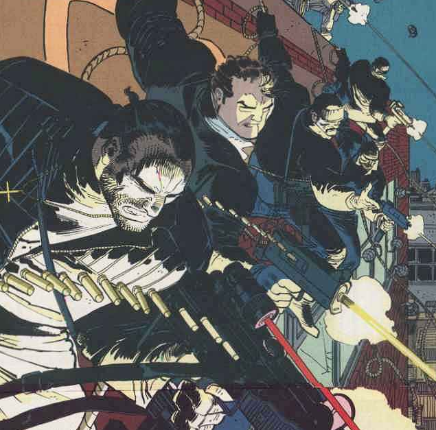 Carbone Crime Family (Earth-616) from Punisher War Zone Vol 1 2 001.png