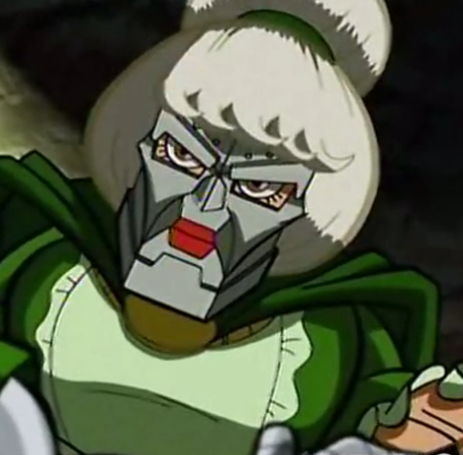 Coco von Doom (Earth-91119)