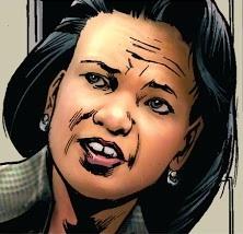 Condoleezza Rice (Earth-616)