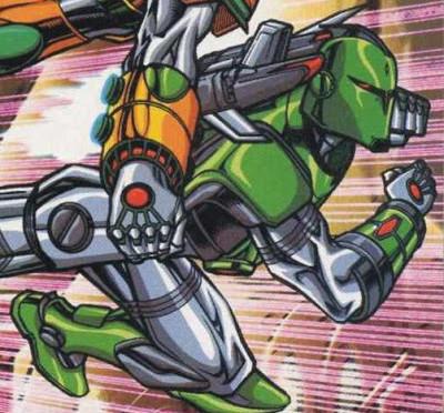 Darin II (Earth-616)