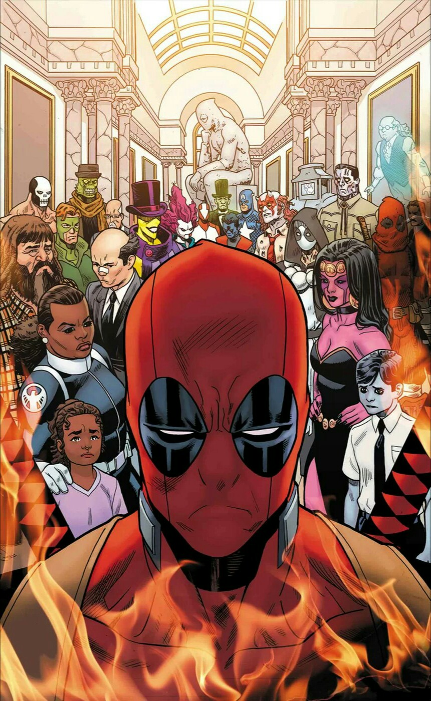 Deadpool Unleashed Vol 1 27
