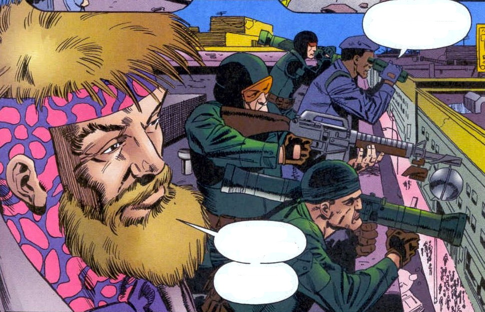Direct Euthanasia Action Division (Earth-616)