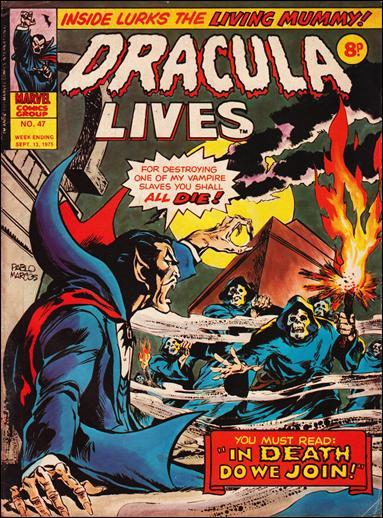 Dracula Lives (UK) Vol 1 47