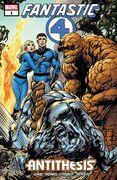 Fantastic Four Antithesis Vol 1 1