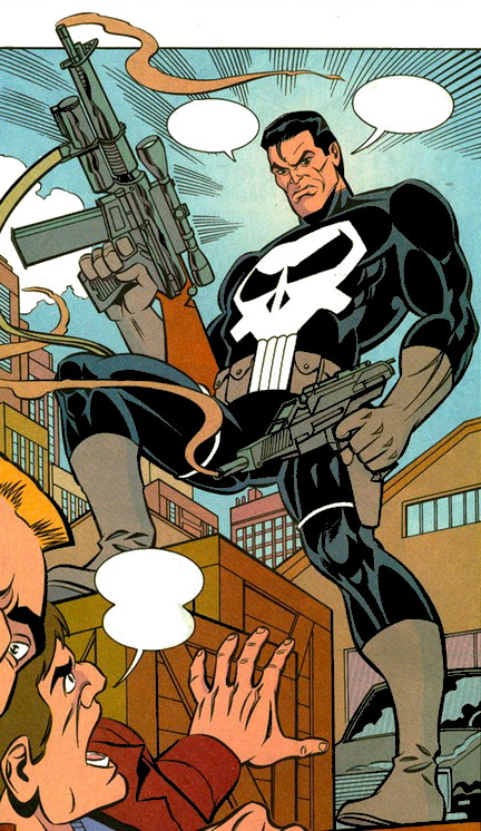 Frank Castle (Earth-TRN566)