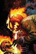 Ghost Rider Vol 6 9 Textless