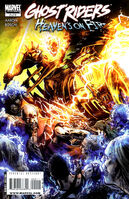 Ghost Riders Heaven's on Fire Vol 1 2