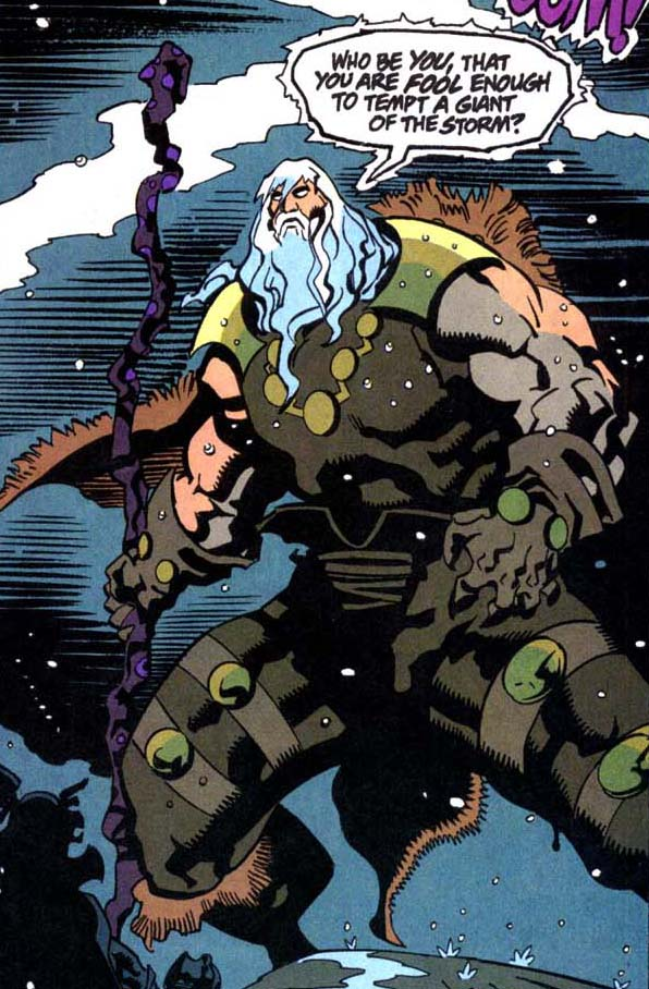 Giant of the Storm (Earth-616)