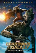 Guardians of the Galaxy (film) poster 002