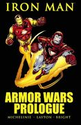 Iron Man Armor Wars Prologue TPB Vol 1 1