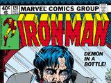 Iron Man Vol 1 128