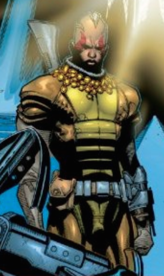 Jaeger (Earth-616) from X-Men Earth's Mutant Heroes Vol 1 1.png