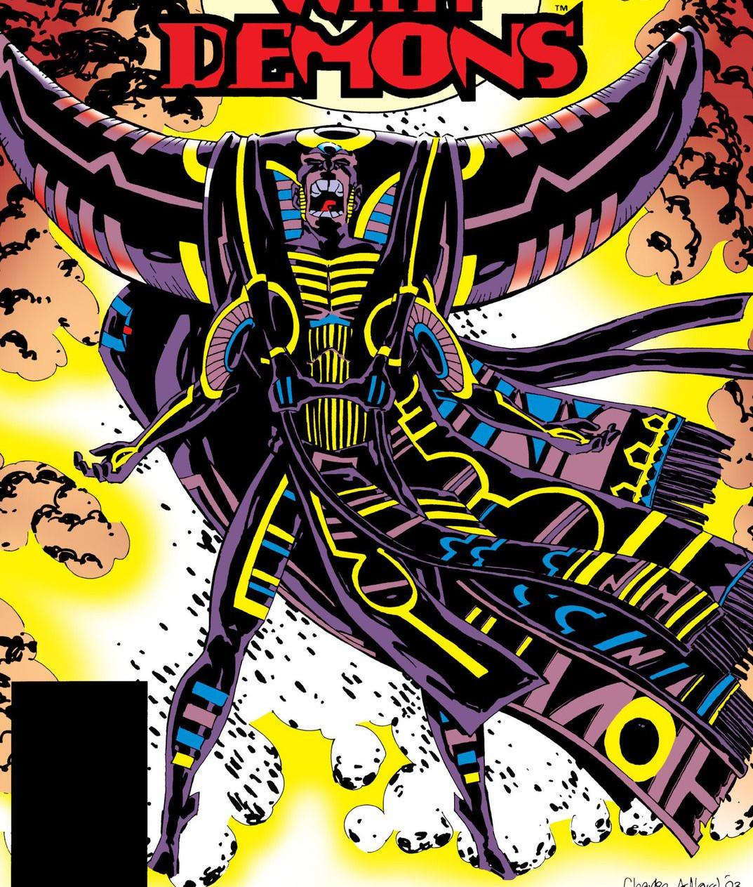 James Owl (Earth-616)