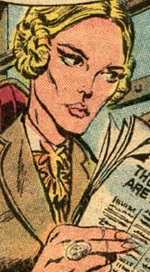 Jean Morris (Earth-616)