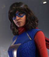 Kamala Khan (Earth-TRN814) from Marvel's Avengers (video game) 001