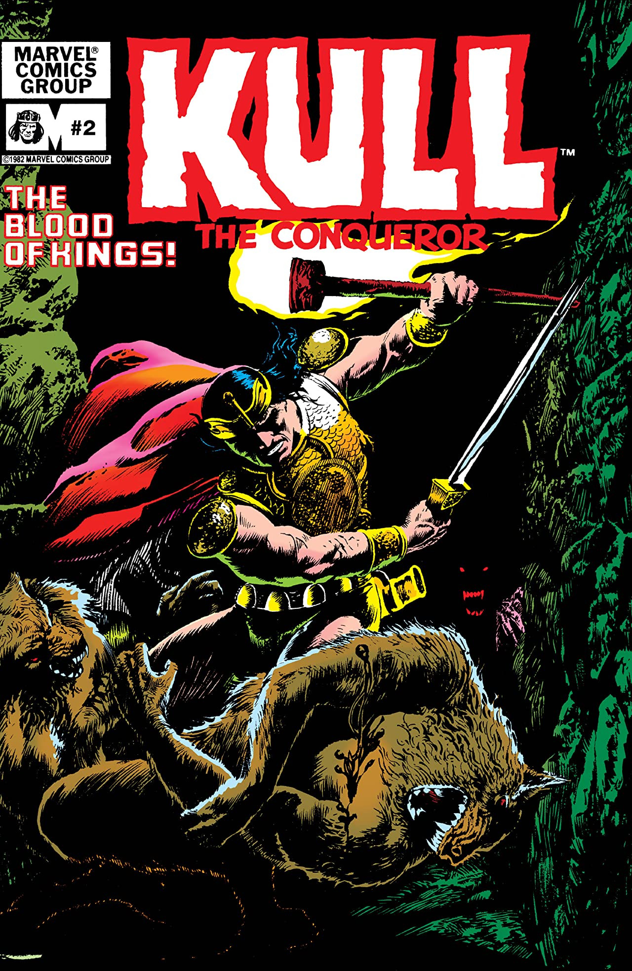 Kull the Conqueror Vol 2 2