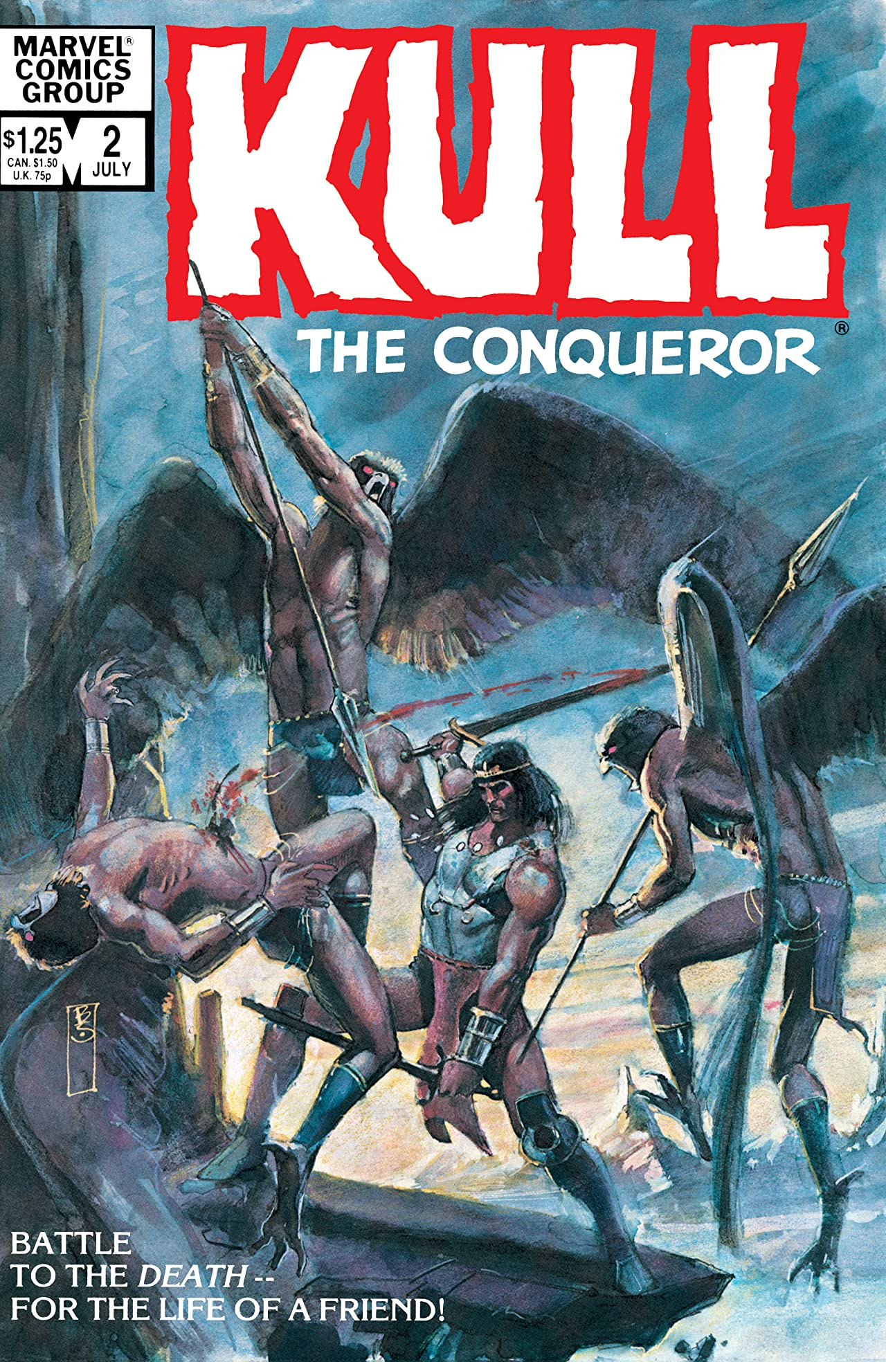 Kull the Conqueror Vol 3 2