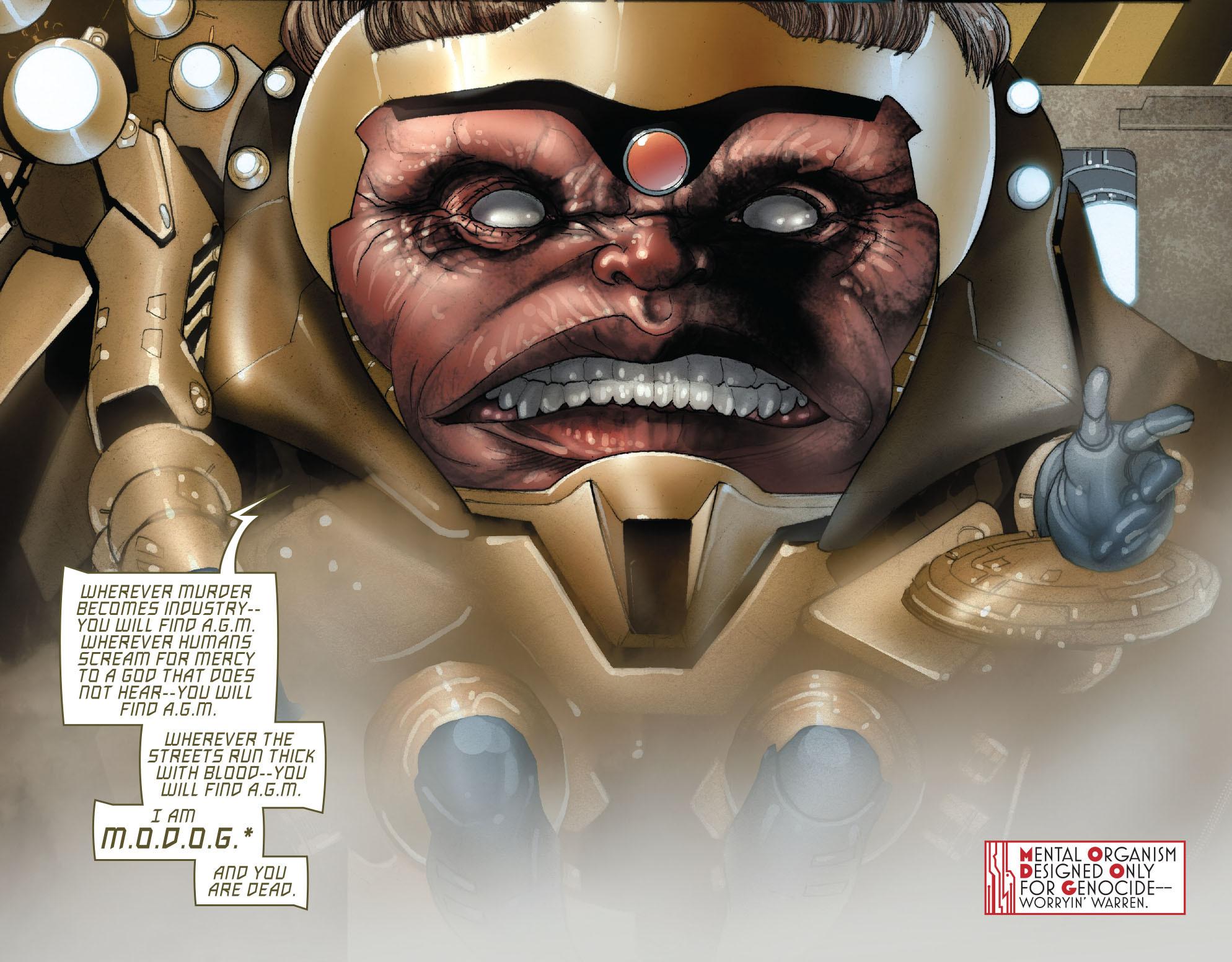M.O.D.O.G. (Earth-616)