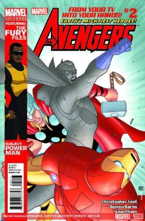 Marvel Universe Avengers - Earth's Mightiest Heroes Vol 1 2.jpg