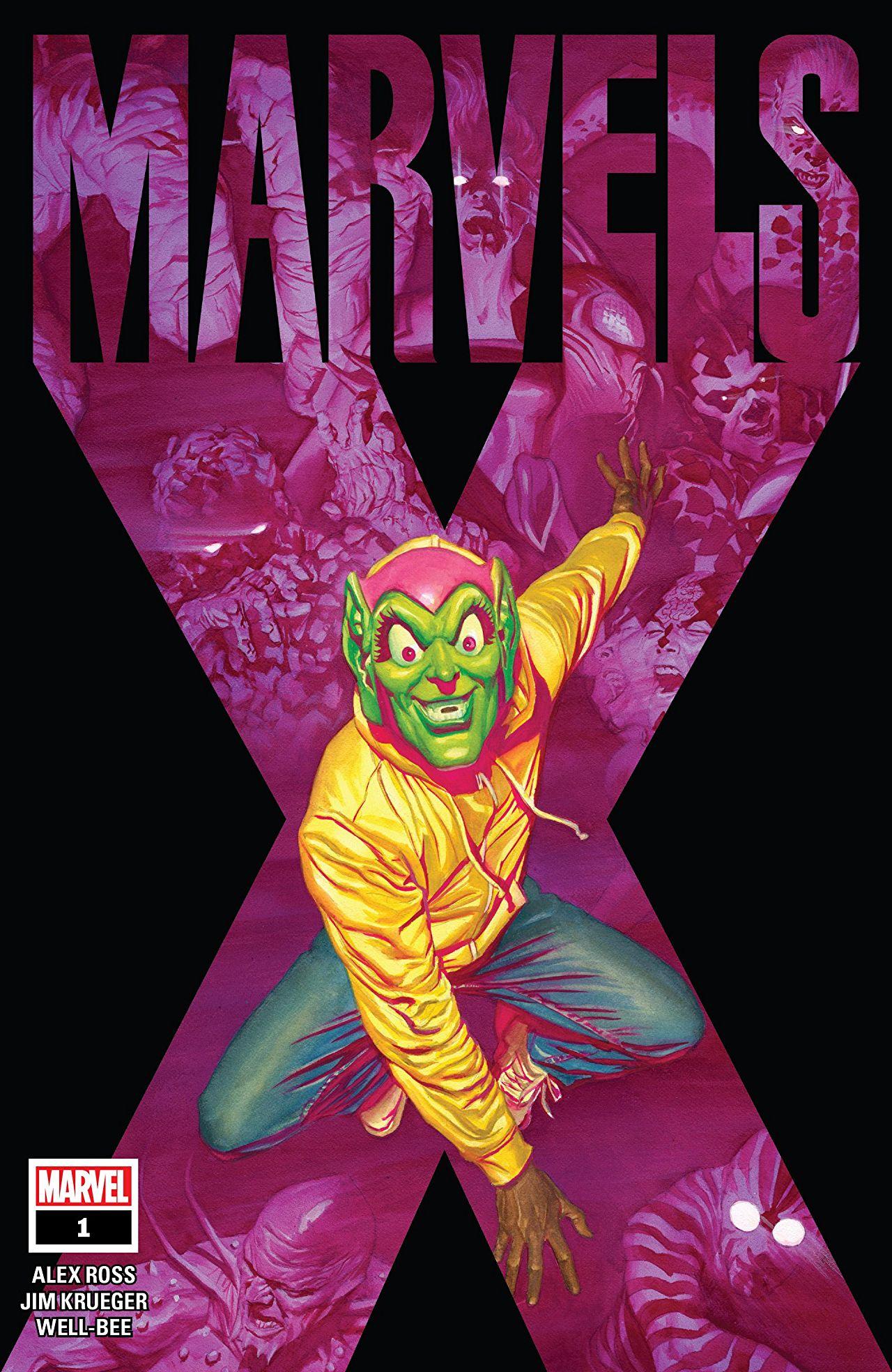 Marvels X Vol 1 1
