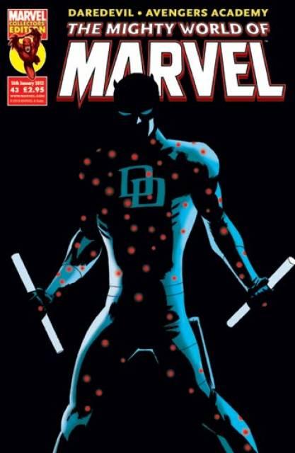 Mighty World of Marvel Vol 4 43