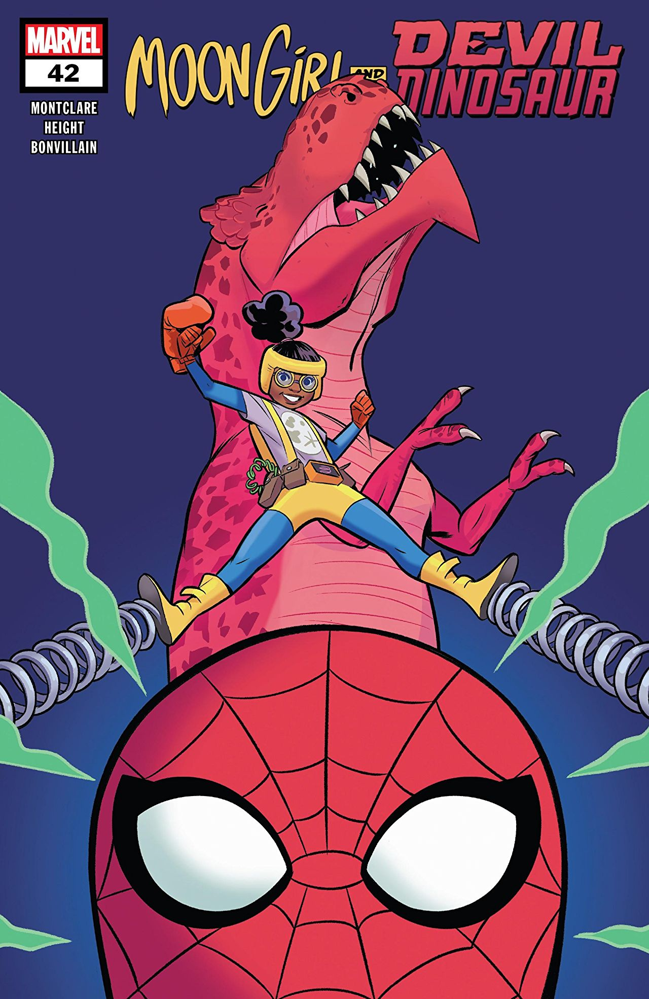 Moon Girl and Devil Dinosaur Vol 1 42