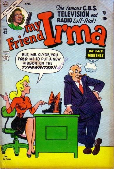 My Friend Irma Vol 1 42