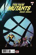 New Mutants Dead Souls Vol 1 5